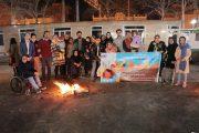 برگزاری مراسم روز جهانی زن در کانون معلولین توانا