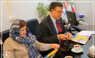 سفیر استرالیا در فیروز: داستان موفقیت فیروز را به گوش مردم کشورم خواهم رساند