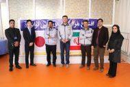 بازدید نماینده سفارت ژاپن از شرکت گروه بهداشتی فیروز