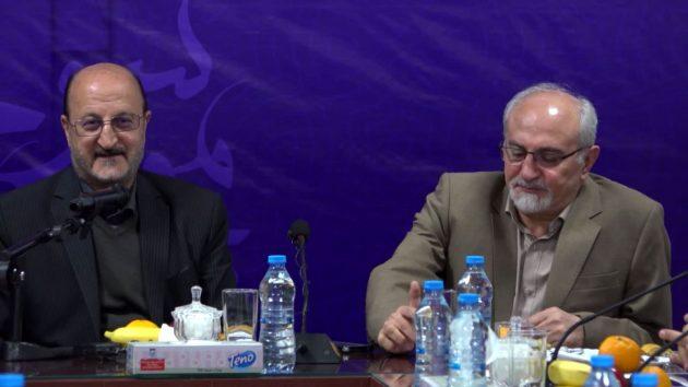 بازدید استاندار قزوین از شرکت گروه بهداشتی فیروز